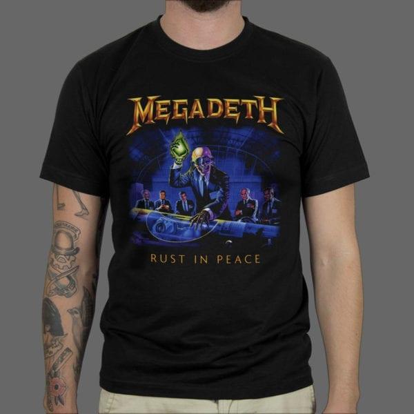 Majica ili Hoodie Megadeth Rust