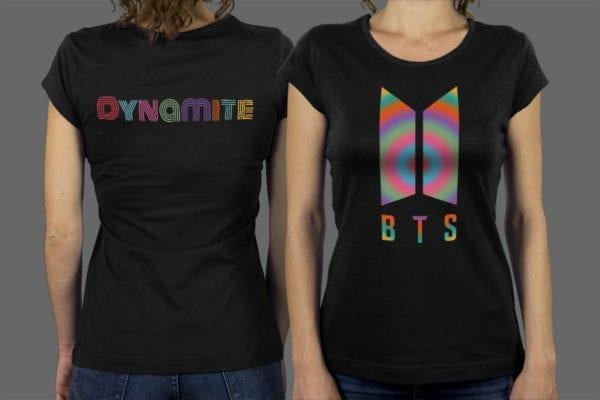 Majica ili Hoodie BTS Dynamite 1