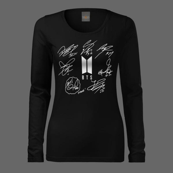 Majica ili Hoodie BTS signs