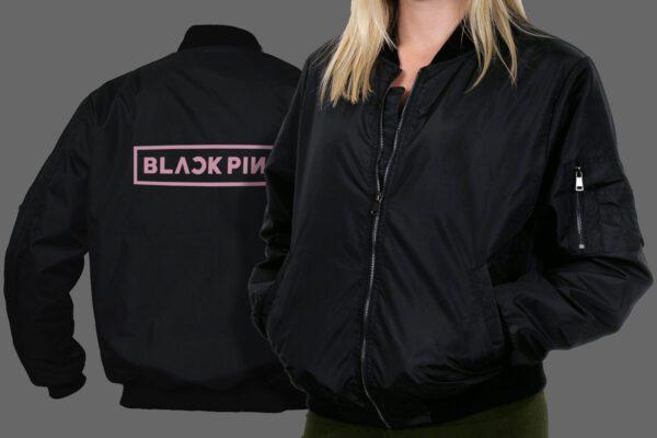 Bomber Blackpink 3