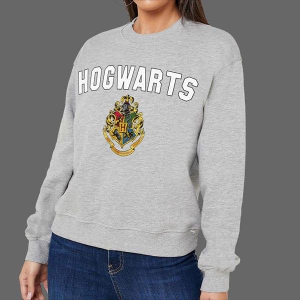 Majica ili Hoodie Hogwarts Logo 1