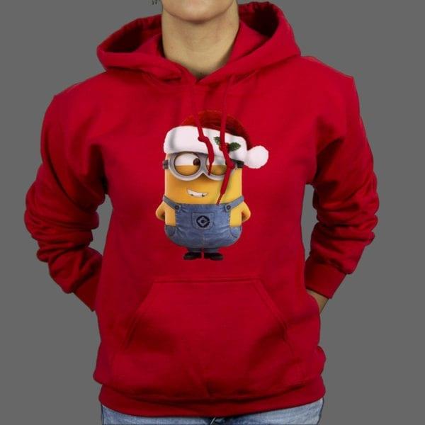 Majica ili Hoodie Minion Santa