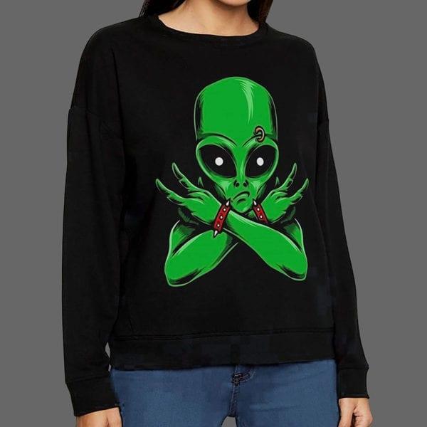 Majica ili Hoodie Music Alien 1