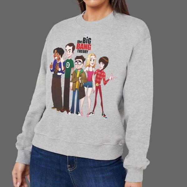 Majica ili Hoodie Big Bang Theory 2