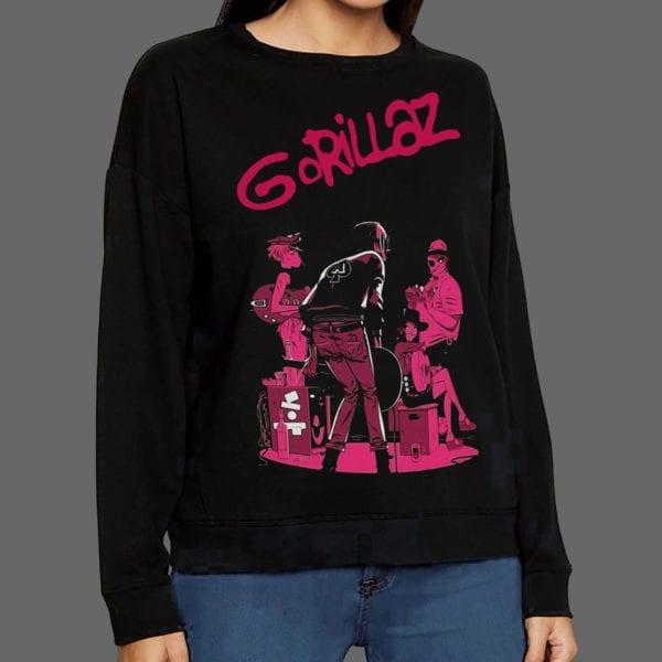Majica ili Hoodie Gorillaz 3
