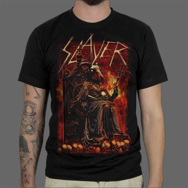 Majica Slayer 3 Jumbo