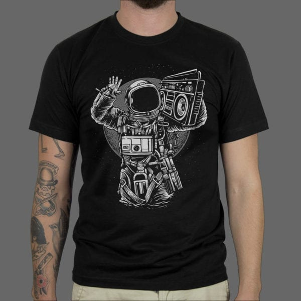Majica ili Hoodie Space Bass 1