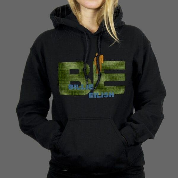 Majica ili Hoodie Billie Eilish 18 emb