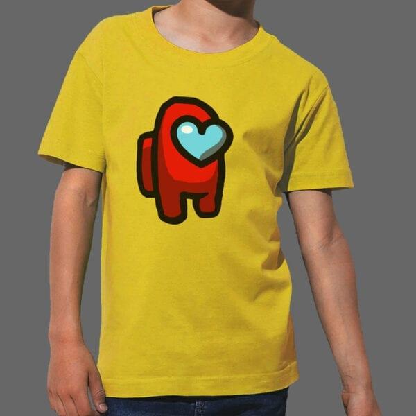 Majica ili Hoodie Among Us Impostor Love