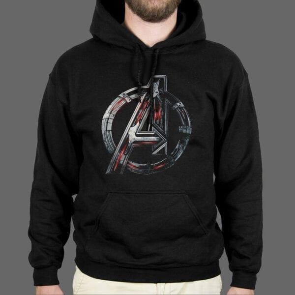 Majica ili Hoodie Avengers Logo 1