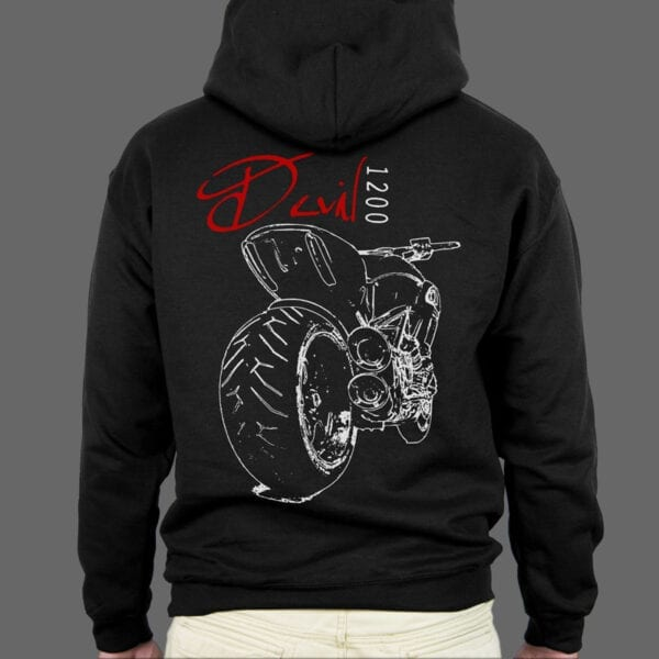 Majica ili Hoodie Ducati Devil