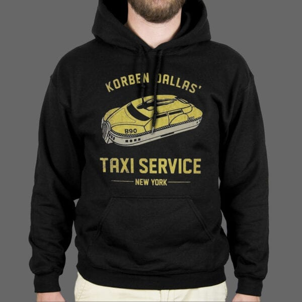 Majica ili Hoodie Fifth Element Taxi