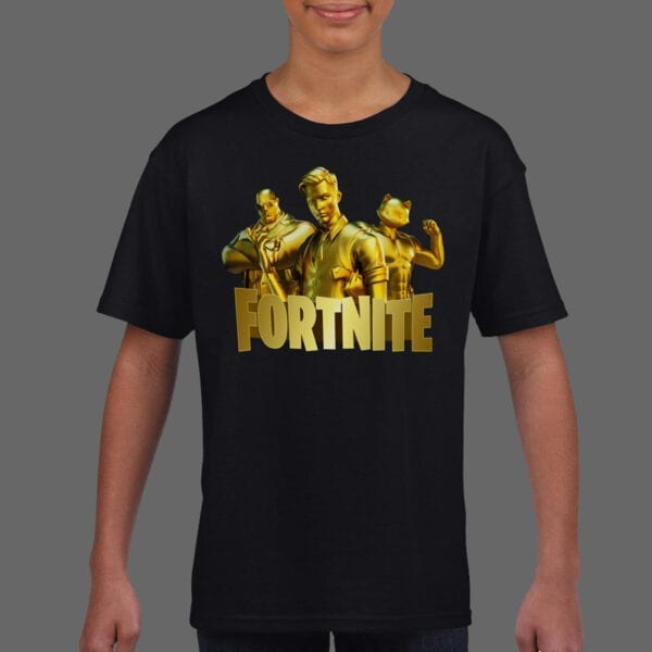 Majica ili Hoodie Fortnite Gold 1