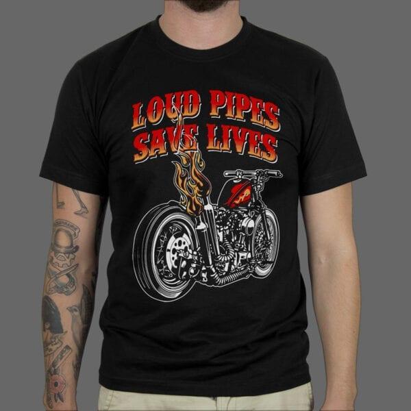 Majica ili Hoodie Loud Pipes 1
