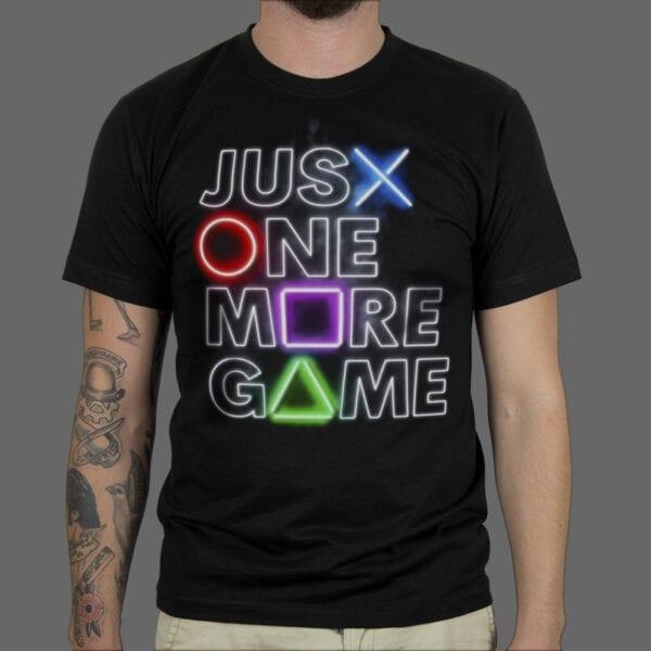 Majica ili Hoodie One more game 1
