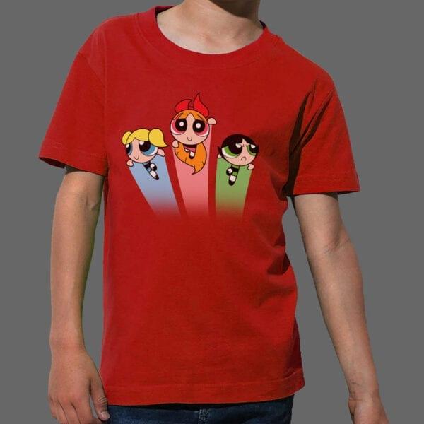 Majica ili Hoodie Powerpuff Girls 1