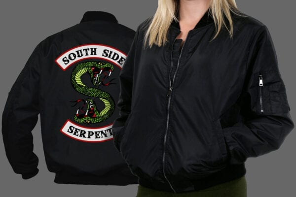 Bomber Riverdale Serpents 1