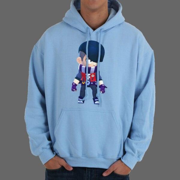 Majica ili Hoodie Brawl Stars Edgar 1