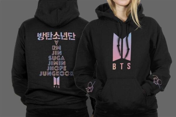 Majica ili Hoodie BTS 8
