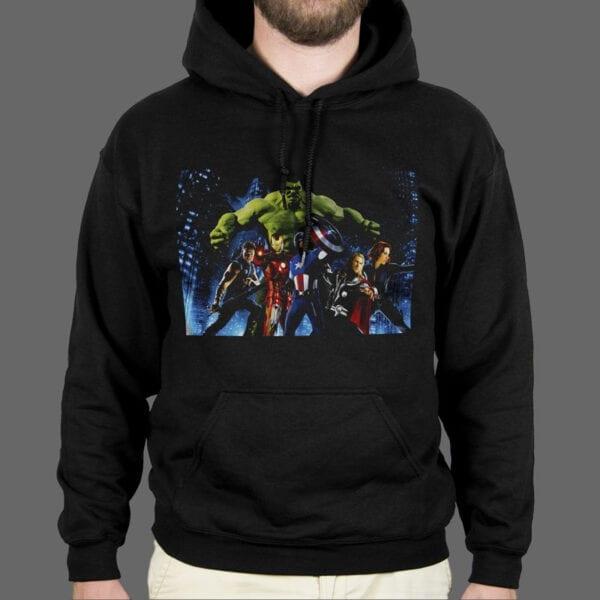 Majica ili Hoodie Avengers Workout 1