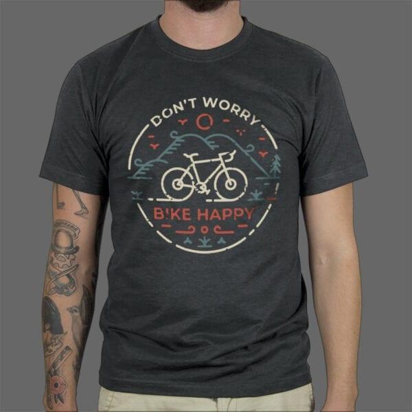 Majica ili Hoodie Bike Happy 1
