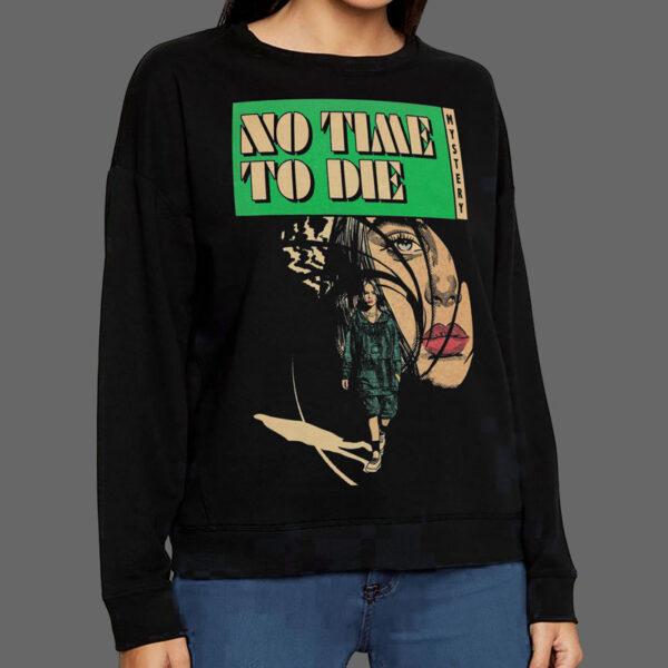 Majica ili Hoodie Billie Eilish No Time To Die 2
