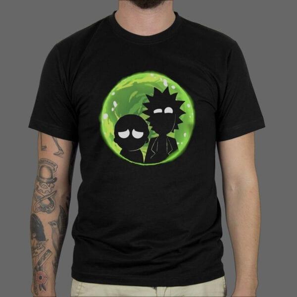 Majica ili Hoodie Rick & Morty 12