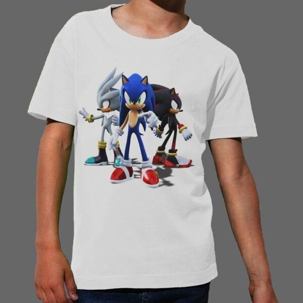 Majica ili Hoodie Sonic 4