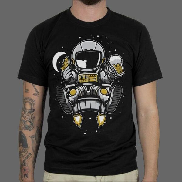 Majica ili Hoodie Space Beer 1