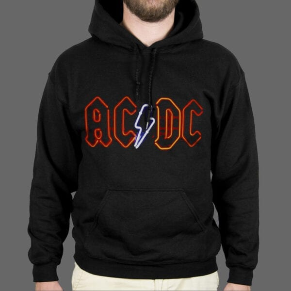 Majica ili Hoodie AC DC Neon