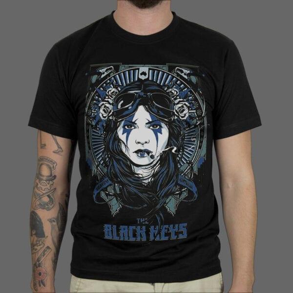 Majica Black Keys 3