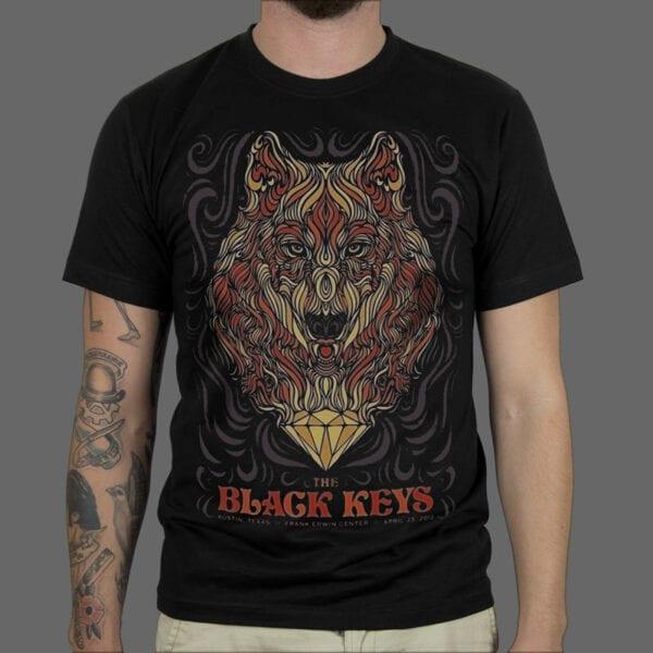 Majica Black Keys 4 Jumbo