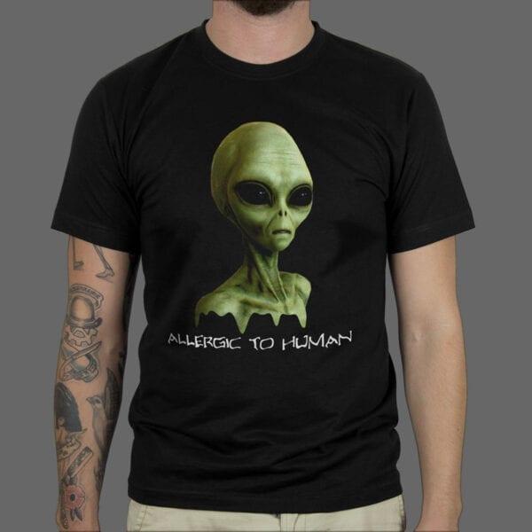 Majica ili Hoodie Allergic To Human