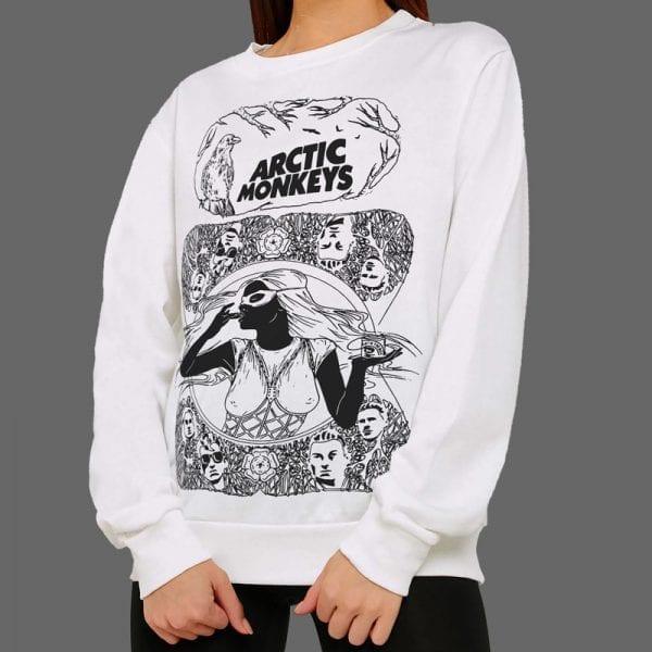 Majica ili Hoodie Arctic Monkeys jumbo 3