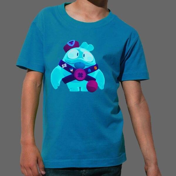 Majica ili Hoodie Brawl Stars Squeak 1