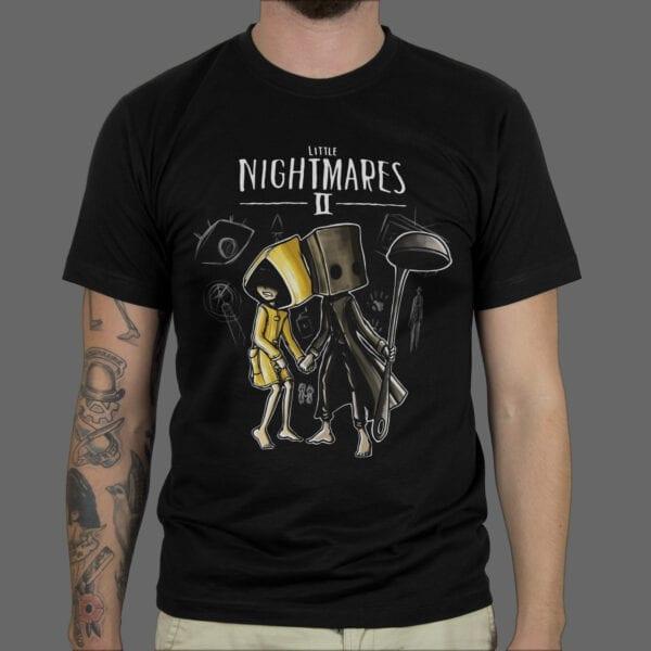 Majica ili Hoodie Little Nightmares 1