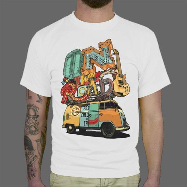 Majica ili Hoodie On The Road