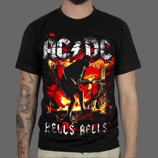 Majica AC DC Jumbo 4