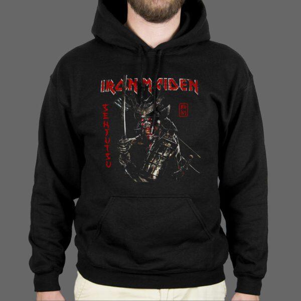 Majica ili Hoodie Iron Maiden Senjutsu