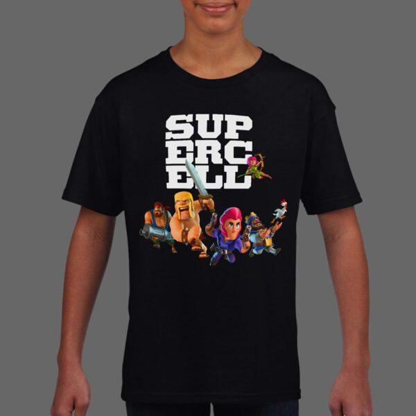 Majica ili Hoodie Brawl Stars Supercell 1