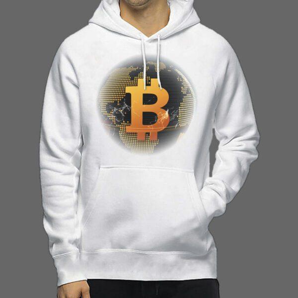 Majica ili Hoodie Crypto Bitcoin 1