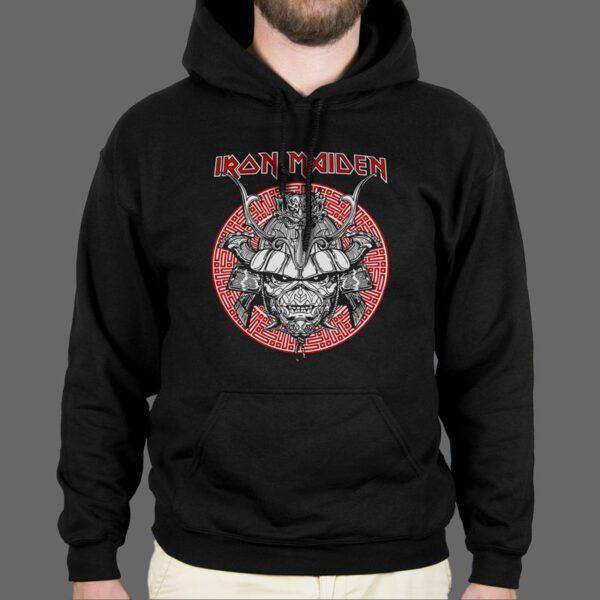 Majica ili Hoodie Iron Maiden Senjutsu 2