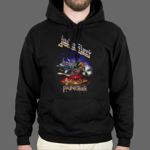 Majica ili Hoodie Judas Priest Painkiller