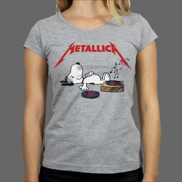 Majica ili Hoodie Metallica Snoopy