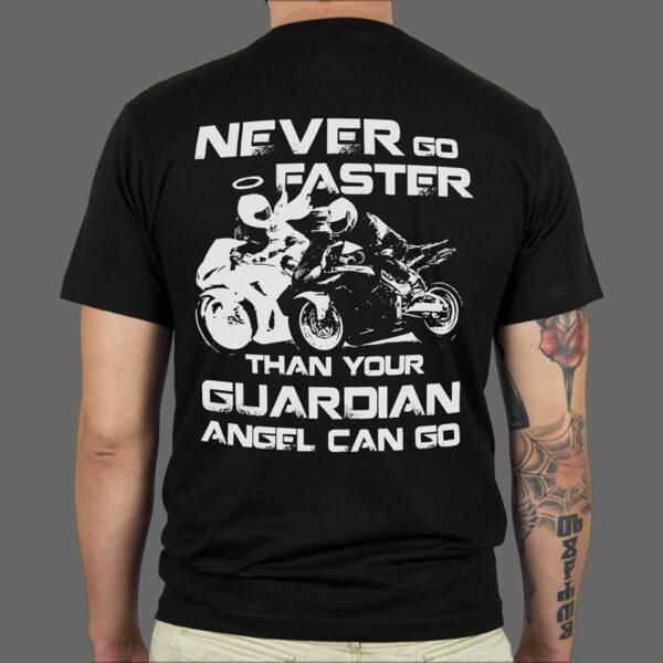 Majica ili Hoodie Never go faster 1 New