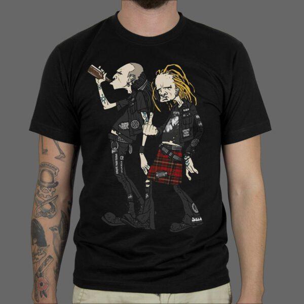 Majica ili Hoodie Punks 1