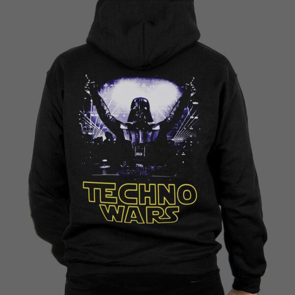 Majica ili Hoodie Techno Wars 2