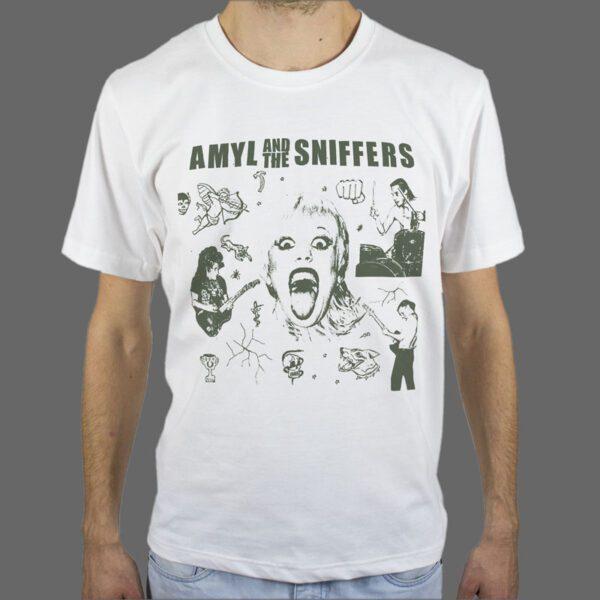 Majica ili Hoodie Amyl And The Sniffers 2
