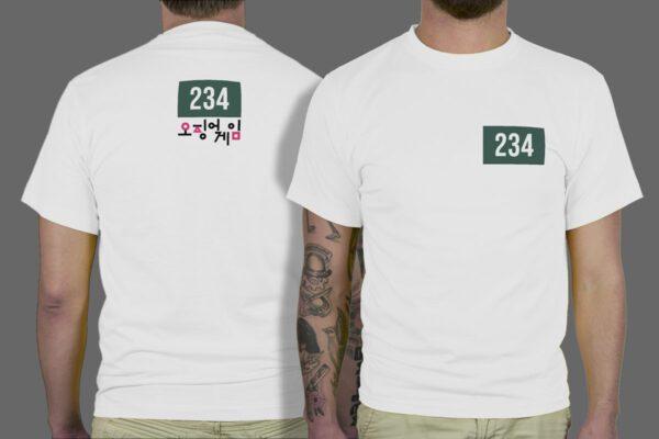 Majica ili Hoodie Squid Number